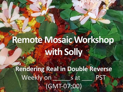 Generic 4-Week Mosaic Zoomshop