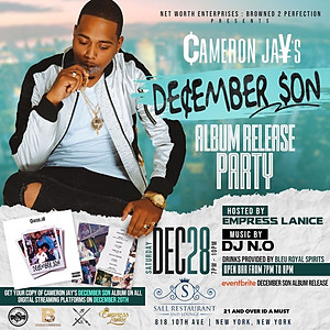 December Son Release Party
