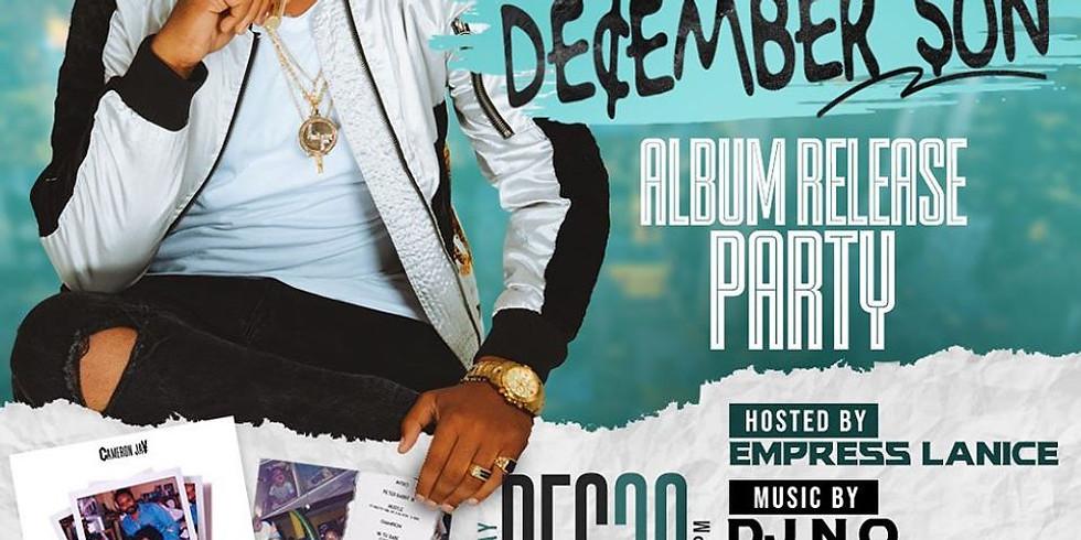 Cameron Jay December Son Album Release party