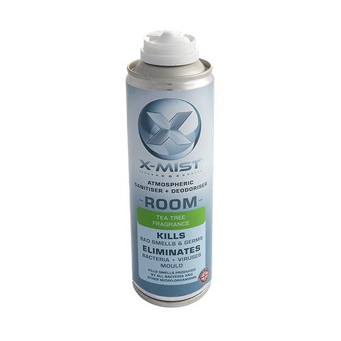 X-Mist 80% Alcohol Atmospheric Room Sanitiser & Deodoriser