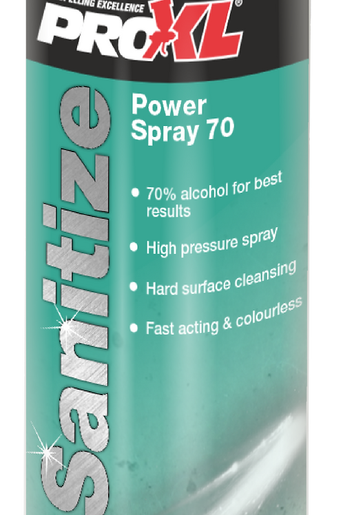 Foam Sanitiser Aerosol (500ml)