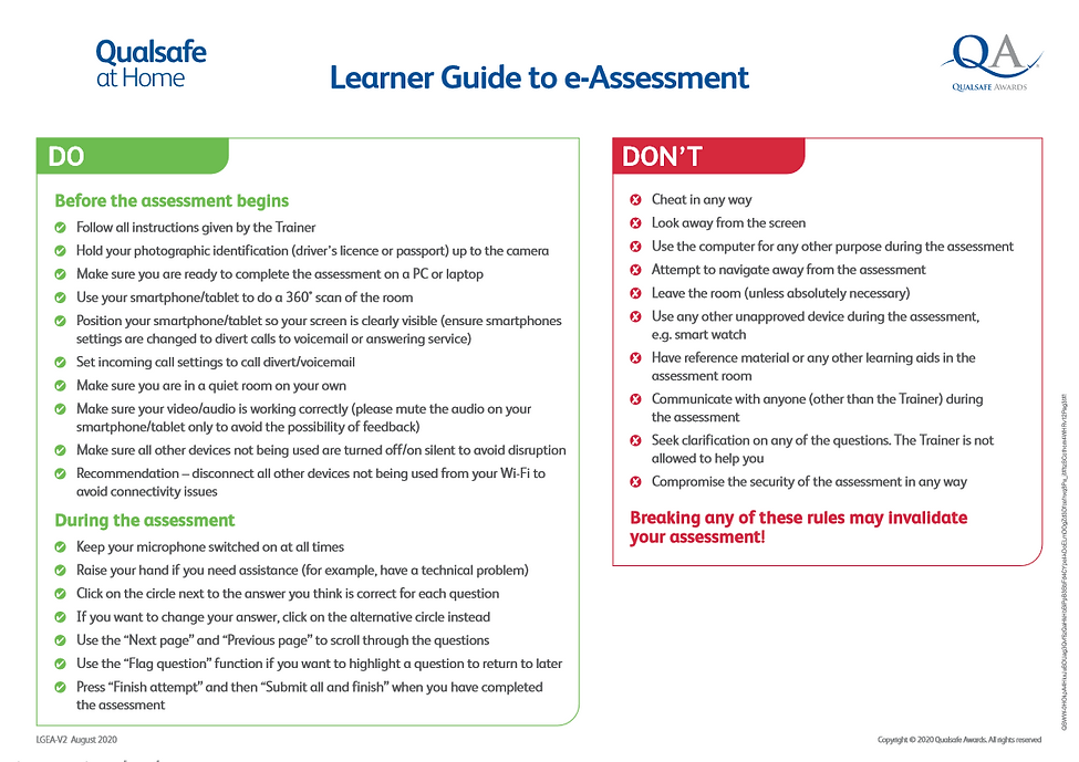 QA_Qualsafe_at_Home_-_Learner_Guide_to_e