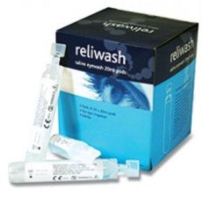 EyeWash Saline Pods 20ml (25pk)