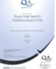 Plan For Safety|Qualsafe Centre