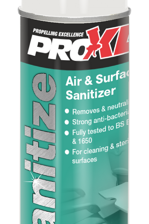 Air and Surface Sanitiser Aerosol (200ml)