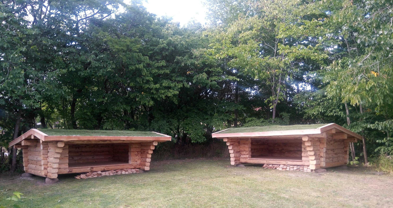 Fuldtømmer, standard i 7-tommer tømmer