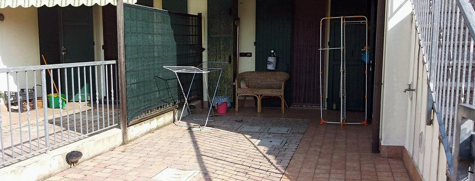 Appartamento con giardino viale Bologna, Villanova, Forlì