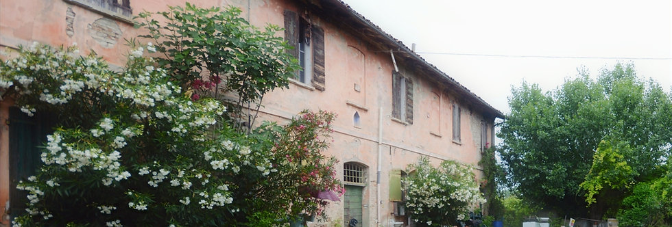 Fabbricato colonico su lotto di 2.500mq, Villanova, Forlì