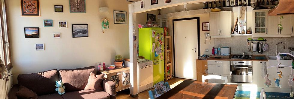 Appartamento luminoso come nuovo, Villanova, Forlì