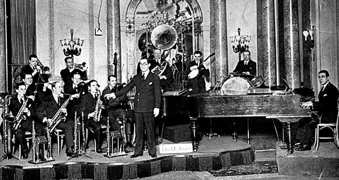 Savoy Orpheans, sm 1927
