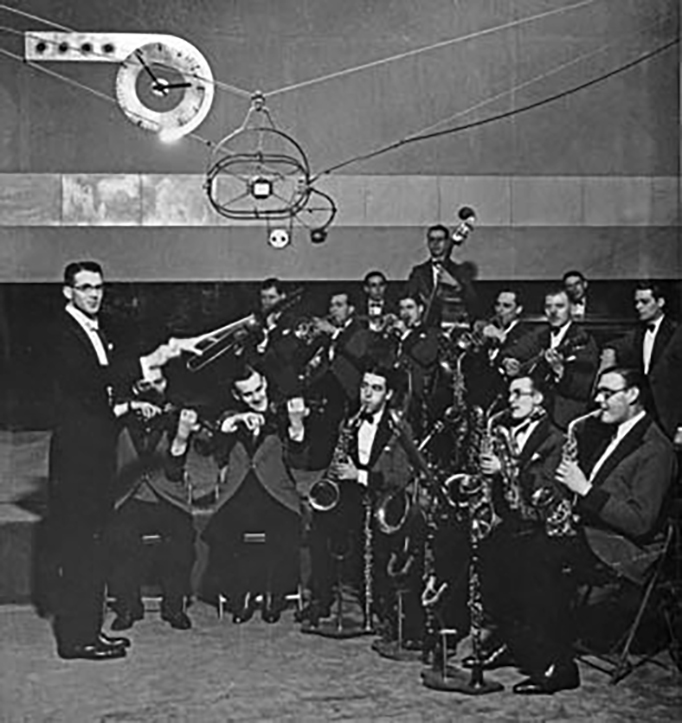 Henry hall and the BBC Dance orchestra 1