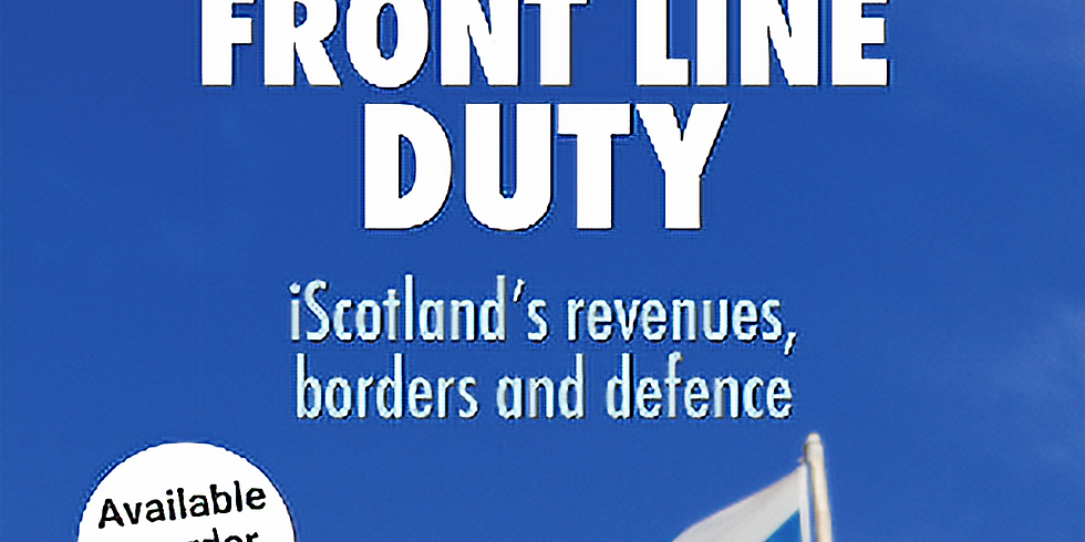 Book Launch: Front Line Duty