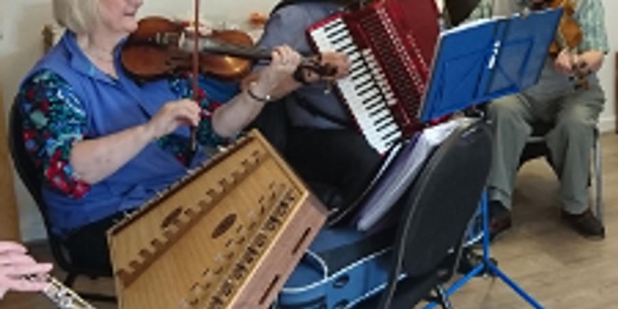 Scottish Music Session