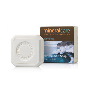 Mineral Salt Soap 死海礦物鹽肥皂 100g