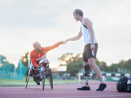 DISABILITY SPORT AND FITNESS - FINDING WHAT WORKS FOR YOU