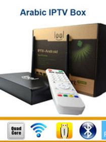 LooL ARABIC/ENGLISH/TV IPTV BOX 350+channel | fifth-gim