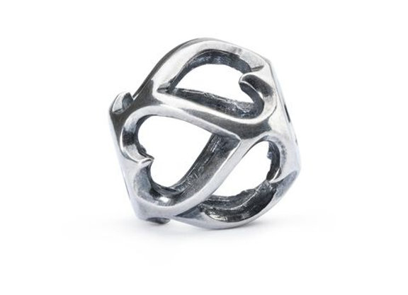 TROLLBEADS OPPOSITES ATTRACT BEAD TAGBE 20170