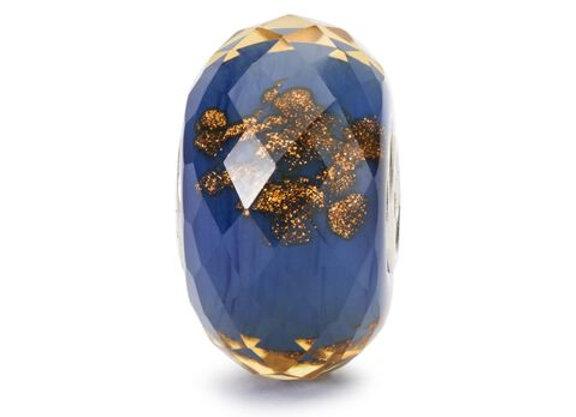 TROLLBEADS BLUE TWINKLE BABY TGLBE 30038