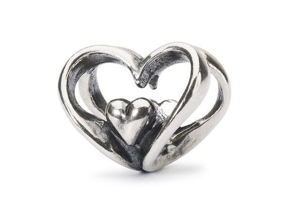TROLLBEADS HEART TO HEARTBEAD TAGBE 10202
