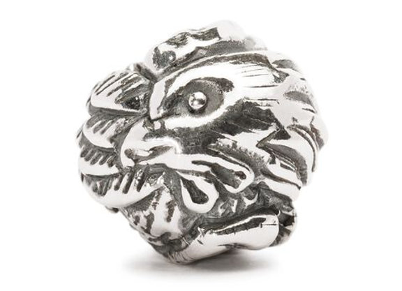 TROLLBEADS CHINESE ROOSTER BEAD TAGBE 40029