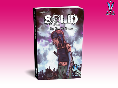 SOLID -The Hunt For Omega [Physical Copy]