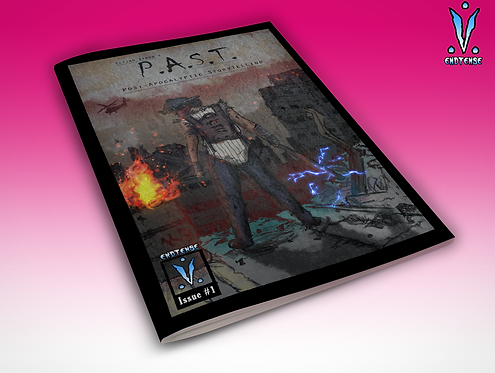 P.A.S.T. (Post Apocalyptic Story-telling) [Physical Copy]