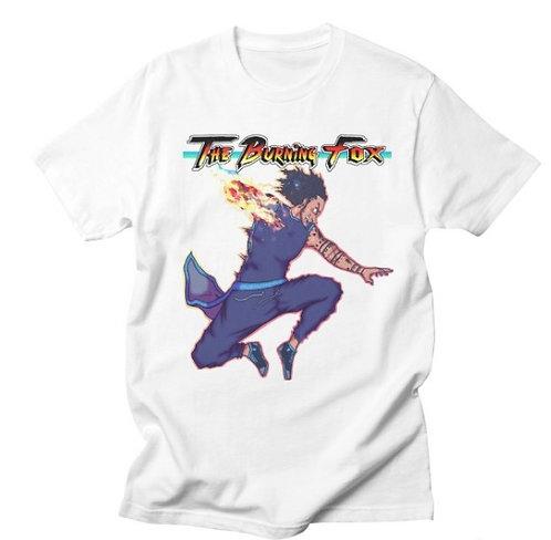 The Burning Fox -Summer 2021 Shirt