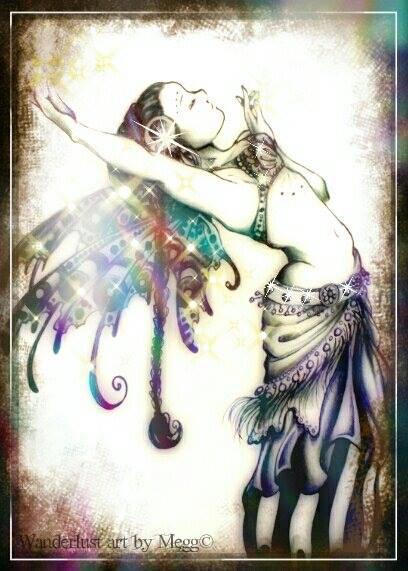Wanderlust Fairy