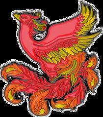Логотип Театра-студии «Феникс»