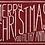 Thumbnail: Filthy Animal Christmas Card