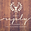 Thumbnail: Antler Woodgrain Wedding Invitation