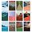 "Thumbnail: 2021 ""America, the Beautiful"" National Parks Wall"