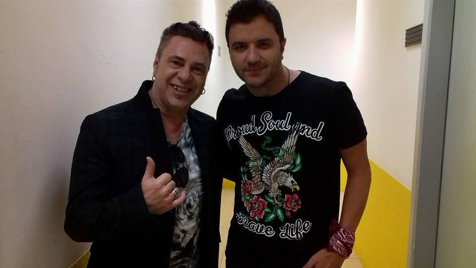 Markko Mendes e Mauricio Manieri