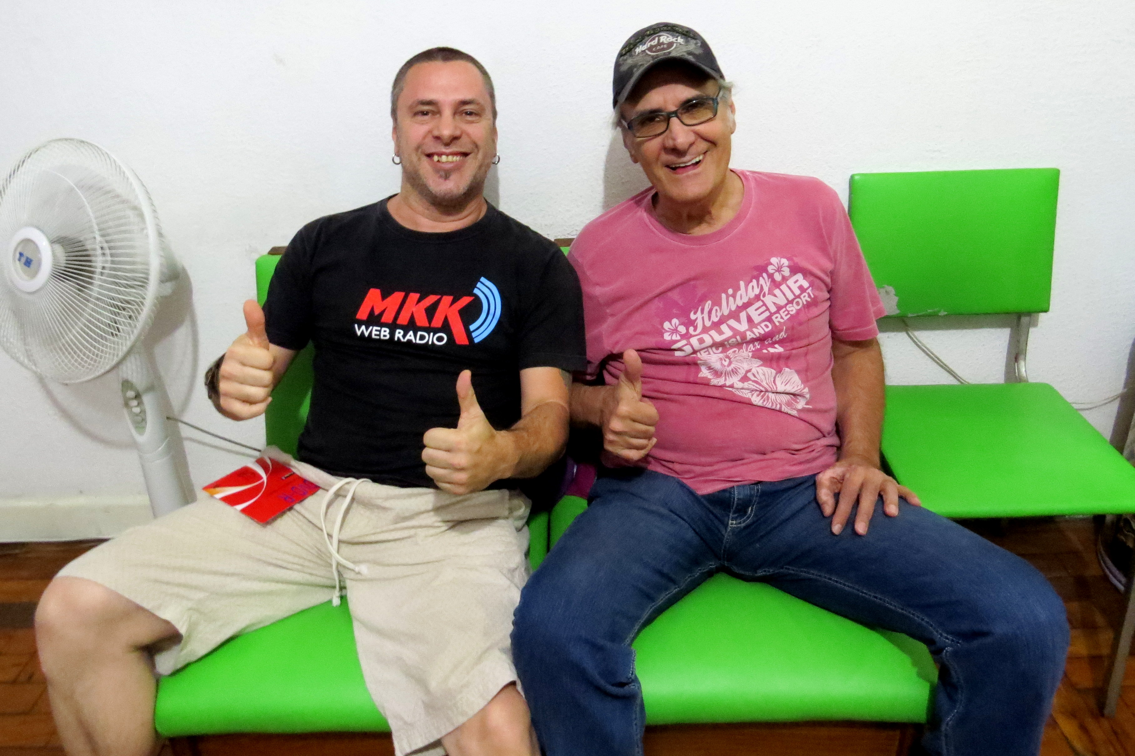 Markko Mendes e Netinho
