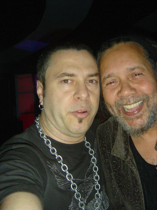 Markko Mendes e Luiz Vagner