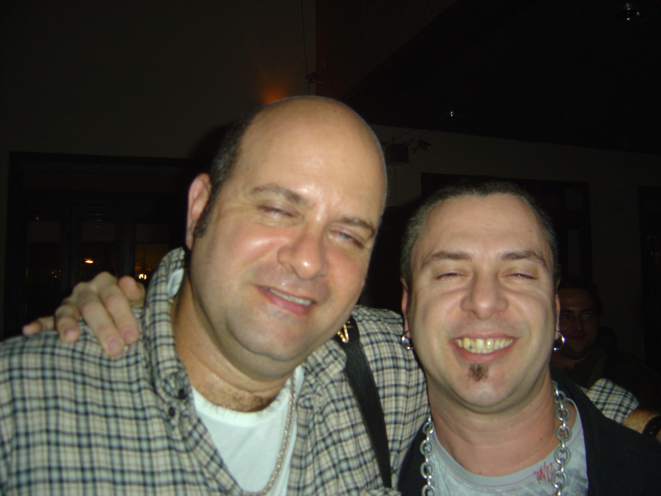 Markko Mendes e Derico