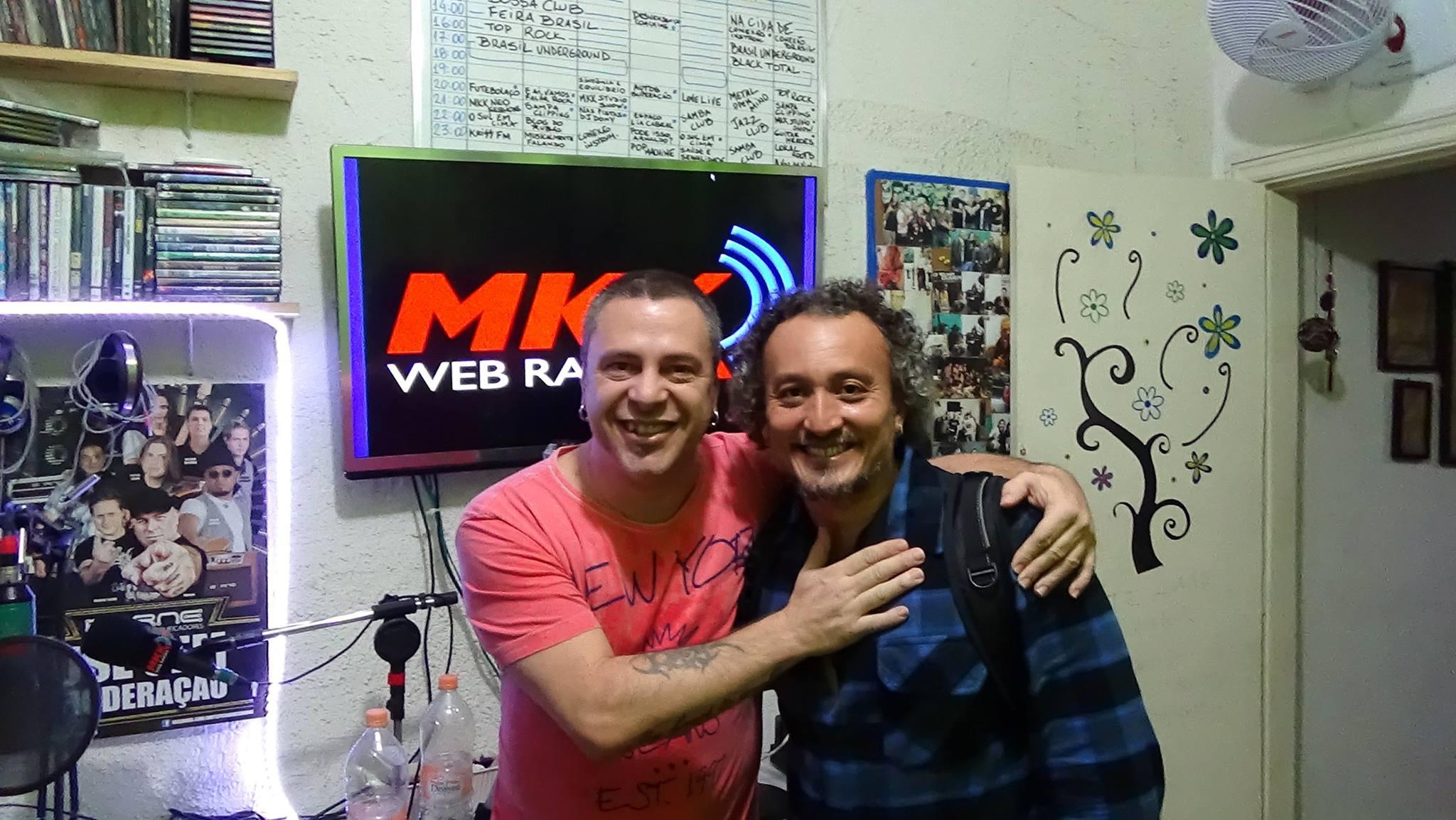 Markko Mendes e Serginho Carvalho