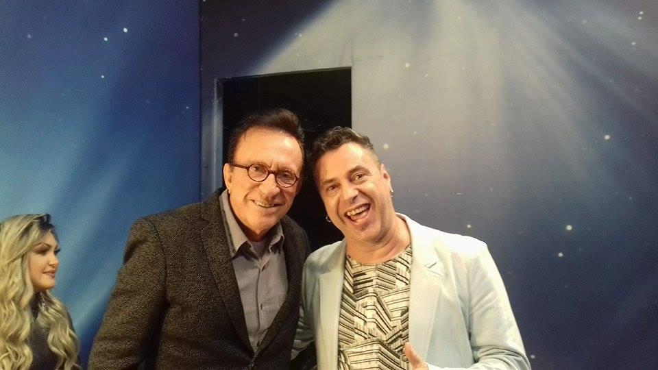 Markko Mendes e Moacir Franco