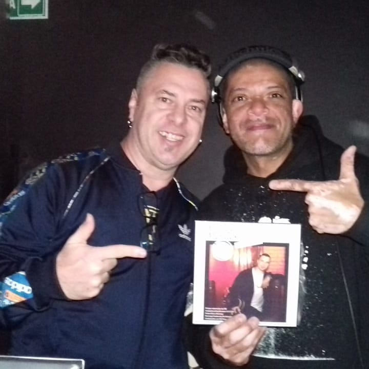 Markko Mendes e DJ KL Jay