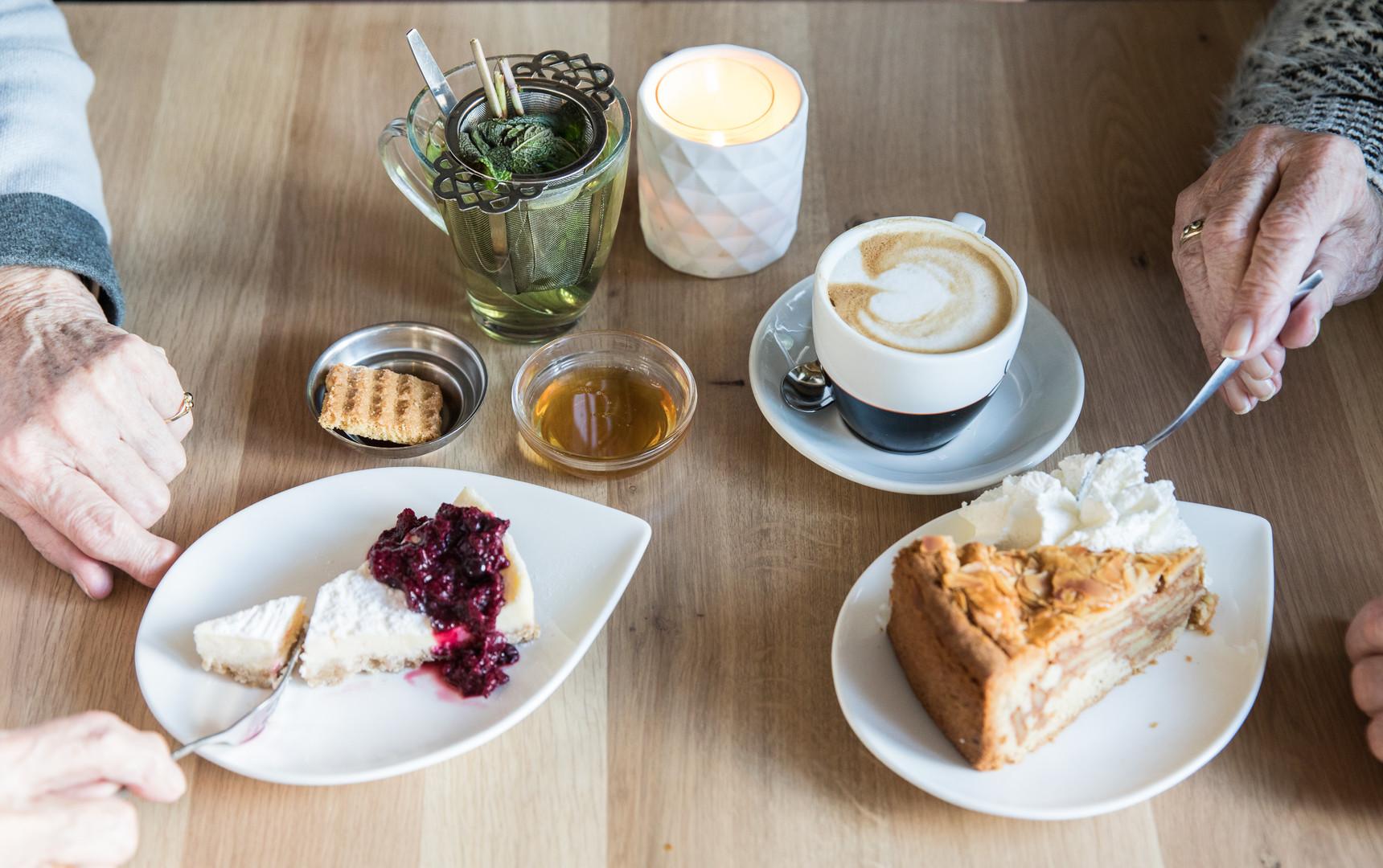 Restaurant fotografie Het Dorrup