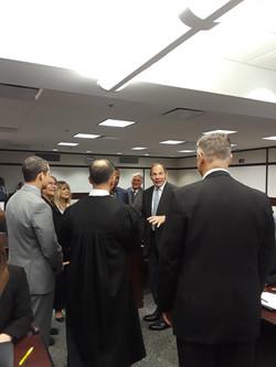 Bob McDonald addressing Tampa VTC2