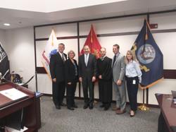 Former SECVA with 3th Judicial Circuit S