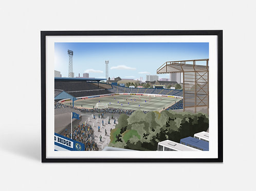 Stamford Bridge - Chelsea (Limited Edition)