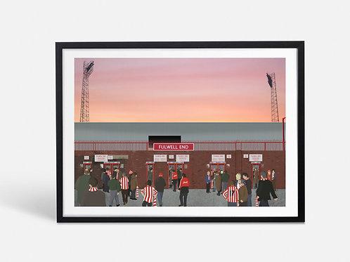 Roker Park - Sunderland