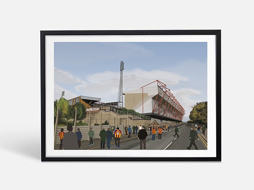 Valley Parade - Bradford City