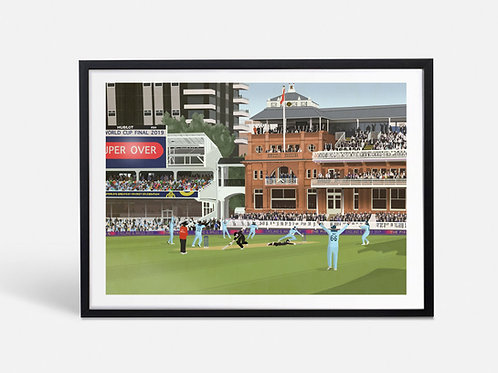 Lord's Cricket Ground - England v New Zealand