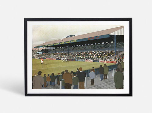 Burnden Park - Bolton Wanderers (Limited Edition)