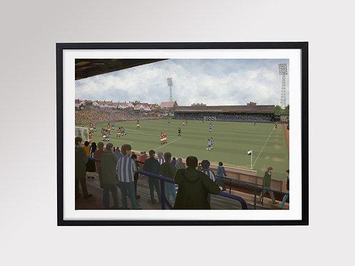 The Goldstone Ground - Brighton & Hove Albion