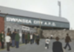 The Vetch Field - Swansea City