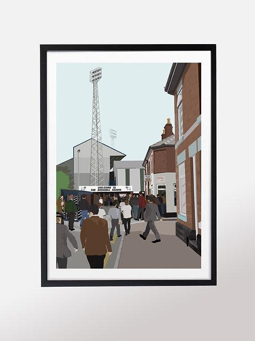 Baseball Ground - Derby County